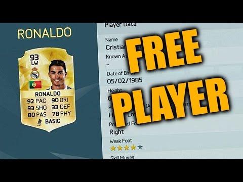 INSANE *NEW* FREE PLAYER GLITCH!! (FIFA 16 ULTIMATE TEAM)