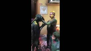 Holi in UP is Like