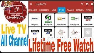 Live tv installation on all windows using blue stack || lifetime free watch livetv all channel