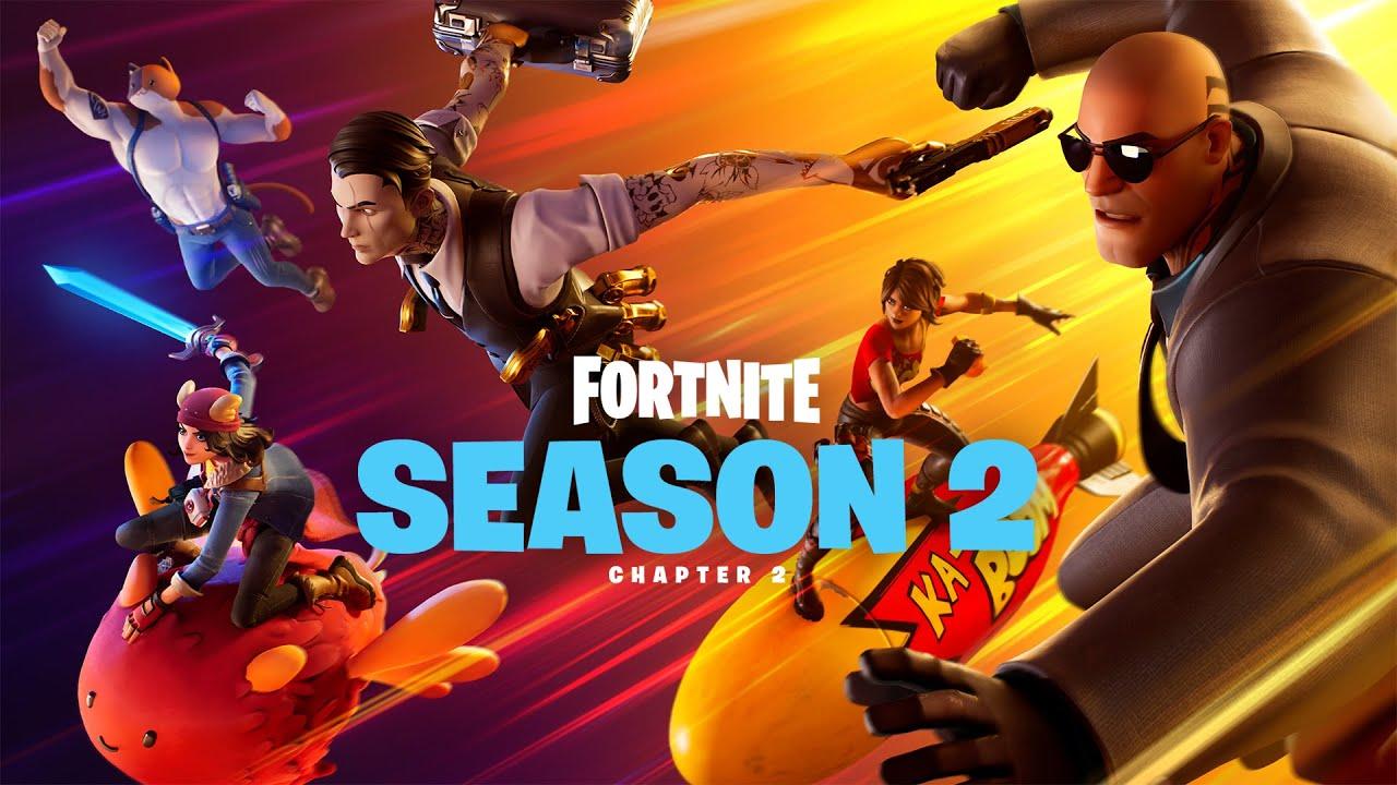 Fortnite - Chapter 2 Season 2 Launch Trailer