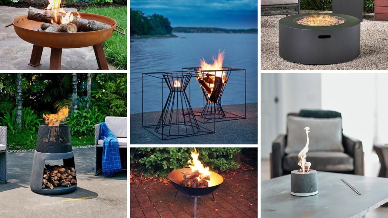 15 BEST OUTDOOR FIRE PIT IDEAS