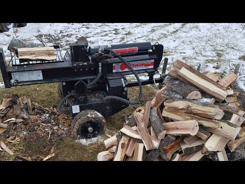 Do NOT buy a LOG SPLITTER until you watch this!