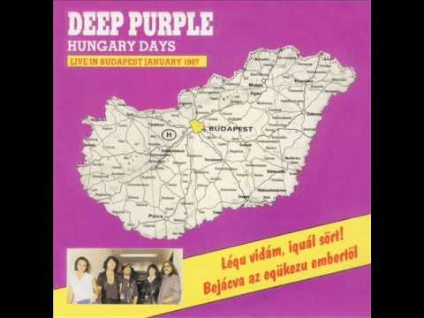 Deep Purple Live in Budapest 1987 FULL Concert