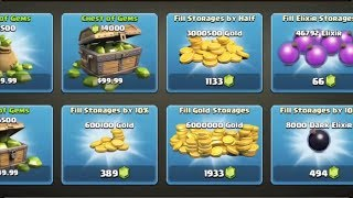 Clash of Clans Lets Play: SUPER GEMMING | Spending $$$ On Gems! |