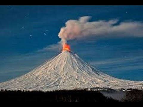 Kamchatka- Living on the edge of the Eruption Zone