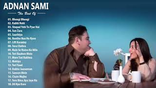 Bheegi bheegi raton mein  ADNAN SAMI BEST Hindi Heart TOuching Songs,, SUPERHIT JUKEBOX, 2020