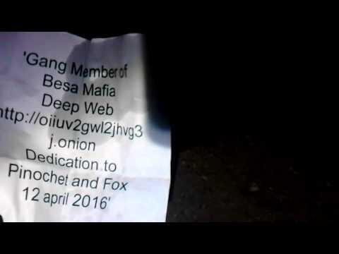 Besa Mafia: Hackers expose secrets of dark web 'hitman-for