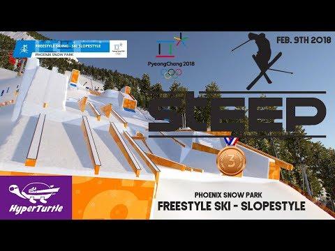 [STEEP] PyeongChang 2018 Freestyle Ski - Slopestyle Bronze