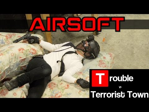 AIRSOFT TTT - Hostage Taker