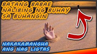 Batang Babae Nalibing ng Buhay / Sino Ang nag Ligtas?