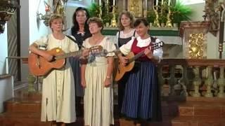 DAS ZAERTLICHSTE LIED -  AVE MARIA -  Singkreis Maria Bruendl