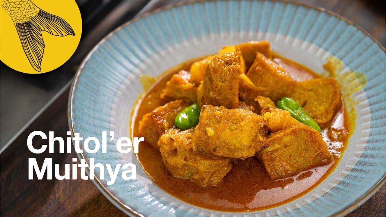 Chitol Machher Muithya—Bengali Chitol Fish Dumplings