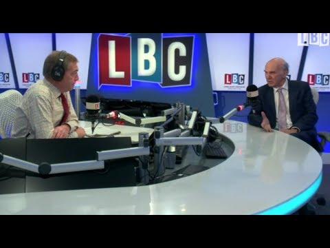 The Nigel Farage Show on Sunday: Nigel and Vince Agree! The Brexit Bill Is Unacceptable, 10 Dec 2017