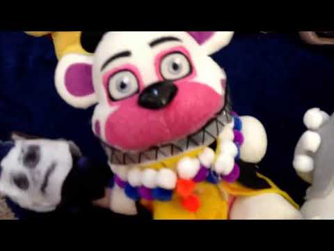 Fnaf plush: Halloween party