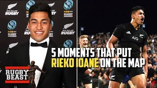 5 moments that put Rieko Ioane on the map