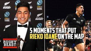 5 moments that put Rieko Ioane on the map