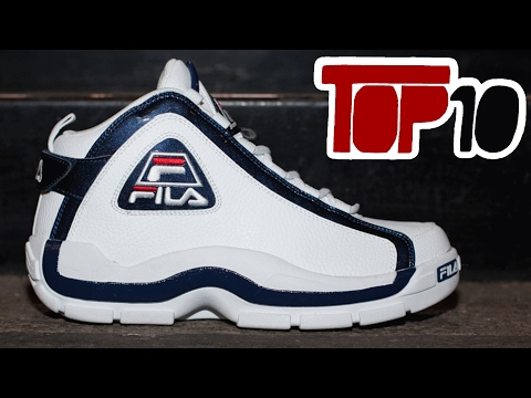 grant hill fila commercial - YouTube