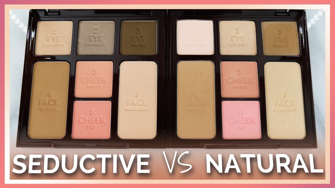 07fdd9e113652 NEW Charlotte Tilbury Seductive Beauty! Review