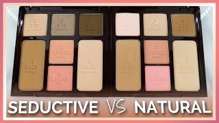 NEW Charlotte Tilbury Seductive Beauty! Review, Demo, Comparison