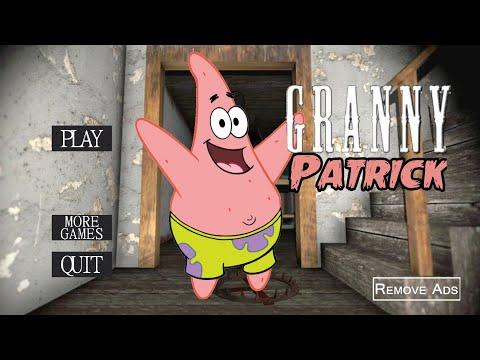 Granny is Patrick!