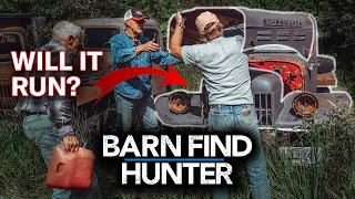 Dodge Power Wagons, factory 428ci Cobra Jet and a Mercury Cougar XR7 | Barn Find Hunter - Ep. 67