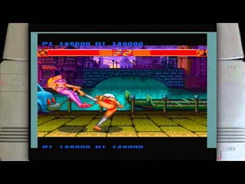 Strip Fighter 2 on the PC-Engine
