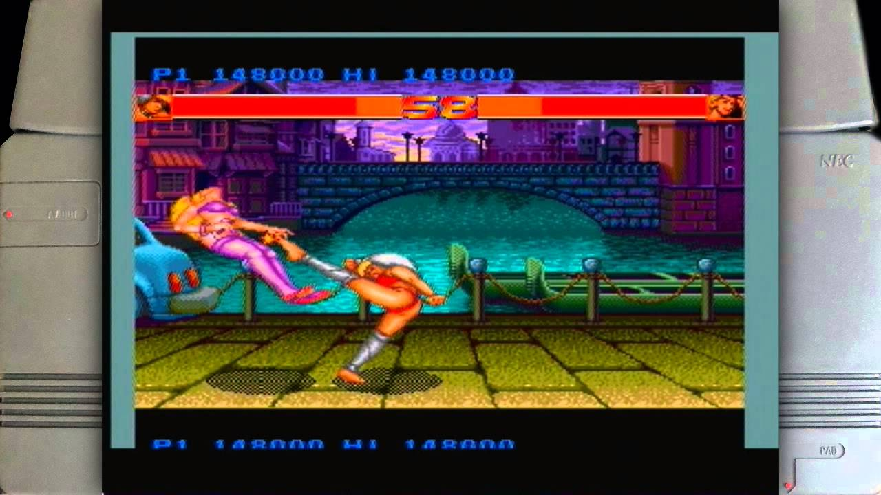 Strip Fighter II - PC Engine [MESS] [shortplay] - YouTube