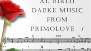 AL BIREH DABKE MUSIC FROM PRIMOLOVE  7