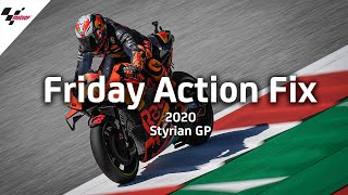 Friday Action Fix | 2020 Styrian GP
