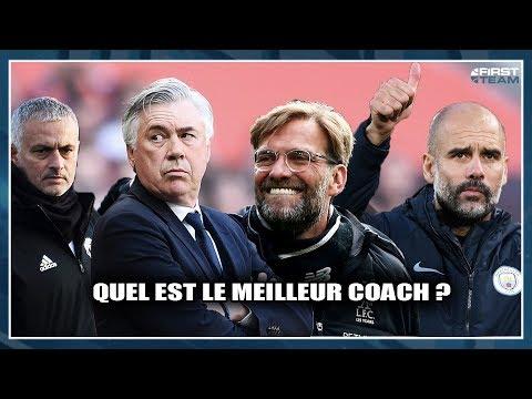 QUI EST LE MEILLEUR COACH ACTUEL ? (Avec Paris United) Class'Foot 48