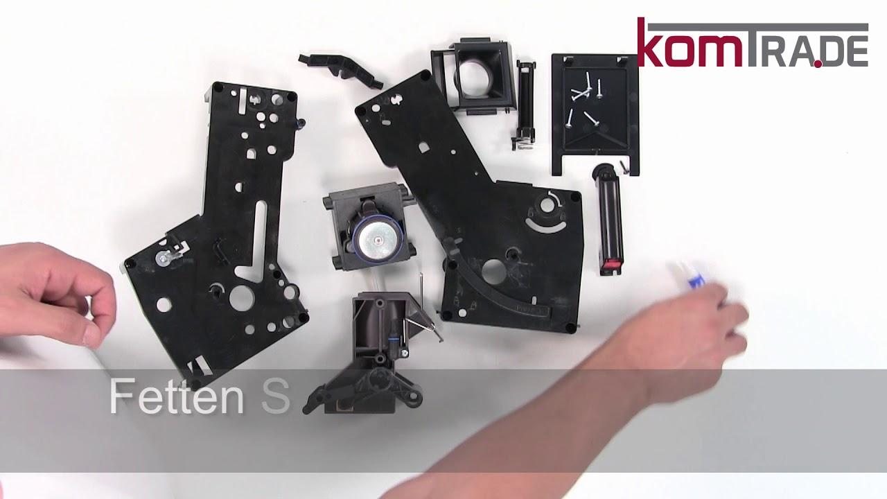 Siemens Surpresso Reparaturanleitung Brheinheit ...