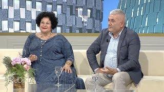 Rudina - Rajna Kovaçi dhe Edmond Tullumani:Si nisi historia e dashurise sone! (17 korrik 2018)