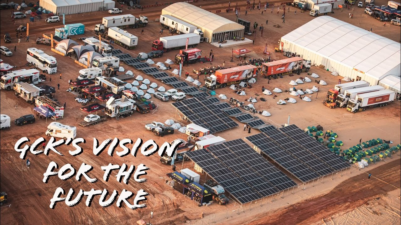 GCK Energy's Vision for the Future