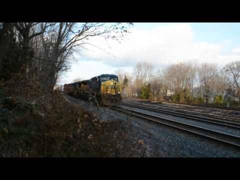 The Derailment Of CSX Q300 + 4 Others, Railfanning, Manville, NJ Dec. 10-12, 2016