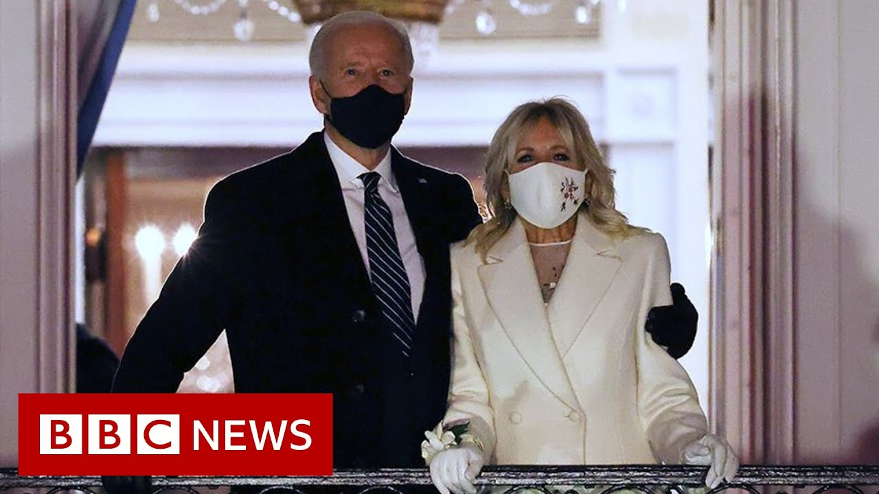 Download The story of Trump's last day and Biden's inauguration - BBC News