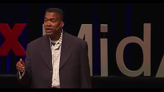We police have become great protectors, but forgot how to serve | Melvin Russell | TEDxMidAtlantic