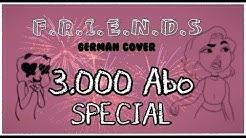 「GERMAN COVER」FRIENDS (feat. Lychee) AUF DEUTSCH