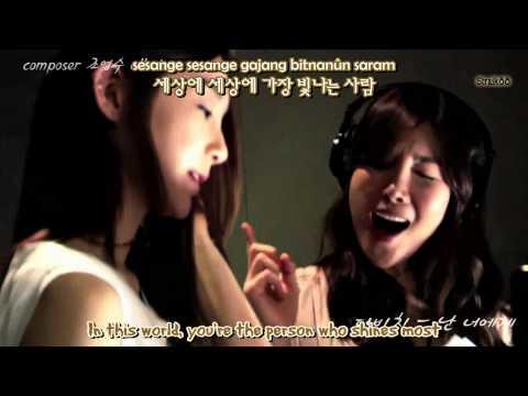 [HD/MV] Davichi (다비치) - From Me To you [Engsub+Romani]