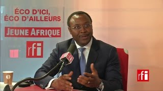 Albert Zeufack, chef économiste de la Banque mondiale pour l'Afrique, grand invité de RFI