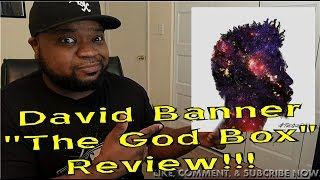 David Banner - The God Box (Review)