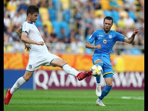 MATCH HIGHLIGHTS - Ukraine v Italy - FIFA U-20 World Cup Pol