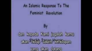 Respon Islam Terhadap Revolusi Feminis Bah.1