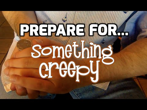 The Creepy Little Doll Hand (Michael Ammar)