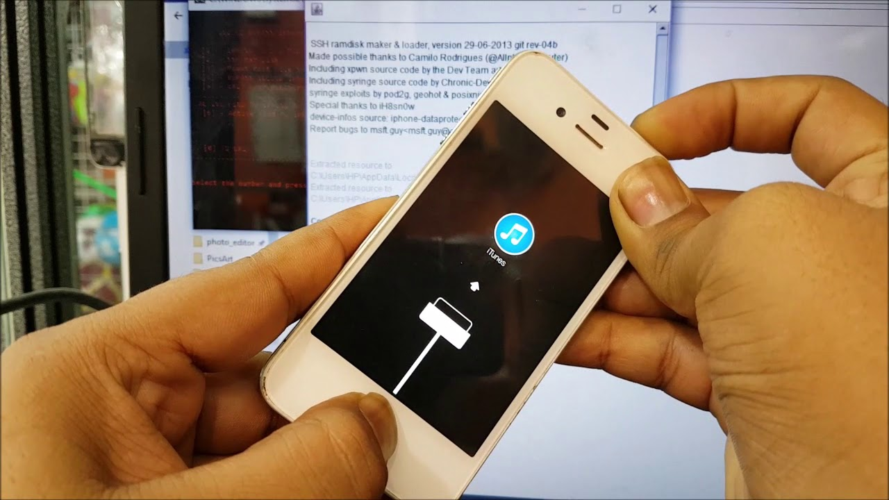 how to iphone 4 icloud bypass