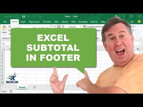 Learn Excel 2013 -