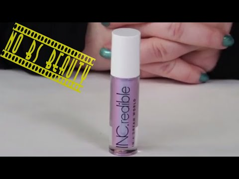 INC.redible @ Sephora In A Dream World Iridescent Sheer Lip Gloss Review and Swatches