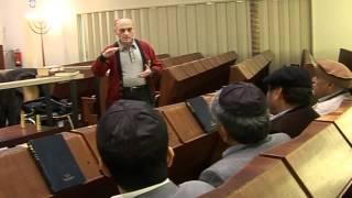 Muslime besuchen Synagoge in Hamburg - Jüdische Gemeinde Hamburg