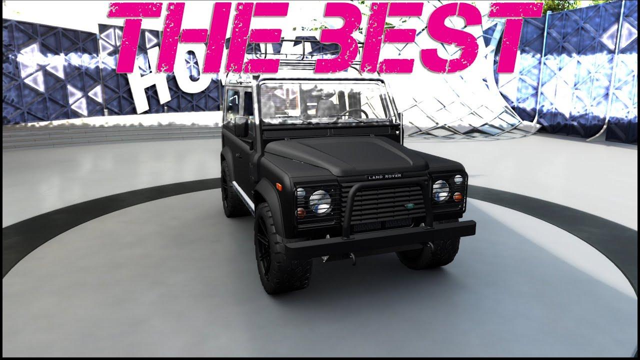 Forza Horizon 3 Best Offroad Car Youtube