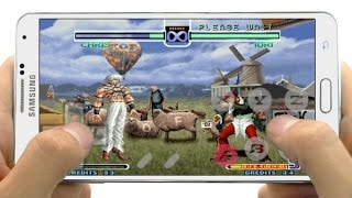 vuclip King of Fighters 2002 con Personajes Ocultos para Android