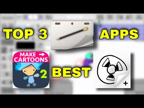 Top 3 Best 2D Animation Apps For Android In 2019 FREE!